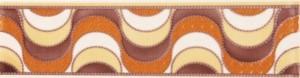 Бордюр В Сахара-Цветы 65х250 мм