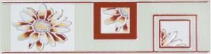 Бордюр Амели зеленый В 65х250