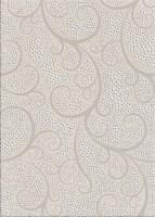 Декор Капри жемчуг белый 250х350 мм