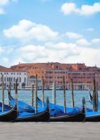 Декор венеция 2 синий 250х350
