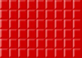 Плитка красная 280*400 мм