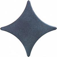 Stella metal border 110х110 мм