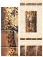 декор Леопард