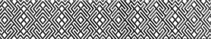 Камелия чёрный бордюр 01 400х75 мм