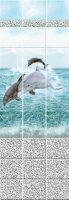 Декор Дельфины