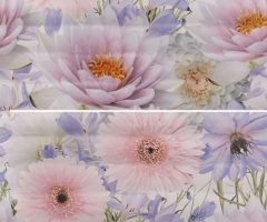 Aquarelle lilac panno 01 600*500 мм