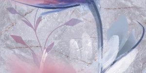 Барбадос Декор Цветы 3 300*600 мм