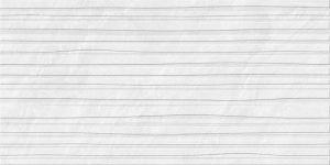 Борнео декор 1 белый 30х60 см