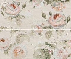 Garden Rose beige panno 01 500*600 мм