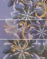 Gracia violet panno 01 600*750 мм