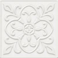 Moretti white PG 02 200*200 мм