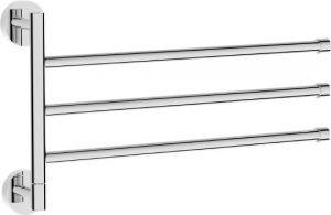 Полотенцедержатель рога 3-ые RUSH Bianki (BI76523)
