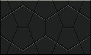 Rialto black wall 02 300*500 мм